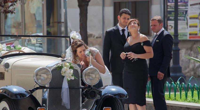 Il trucco della sposa