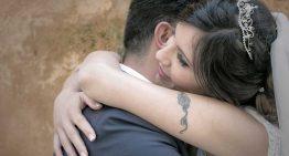 Un abbraccio