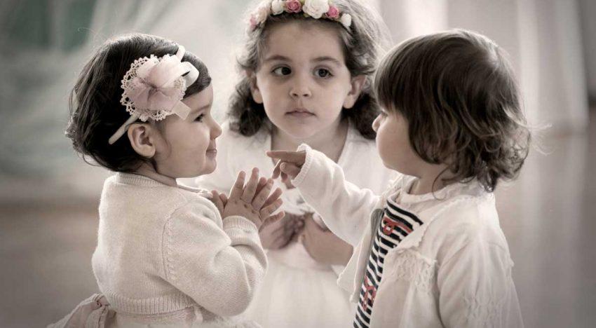 Tre piccole spose