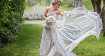 Incantevole sposa.