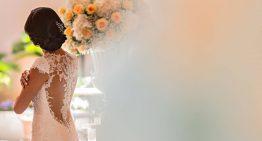 …del suo giorno da sposa