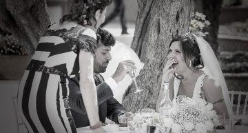 Il matrimonio della sposa