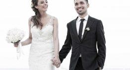 Sorridono gli sposi!